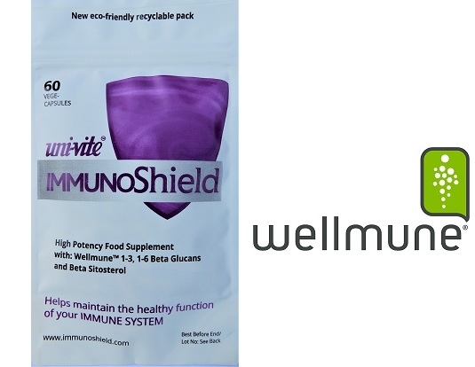 Imm60 with Wellmune 1