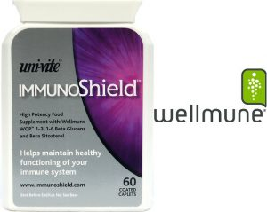 ImmunoShield with Wellmune